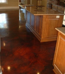 Decorative Concrete Floors Baltimore County Maryland