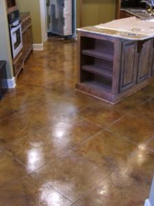 Decorative Concrete Floors Maryland