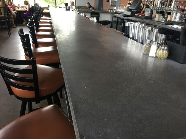 Concrete Bartops For Restaurants Maryland