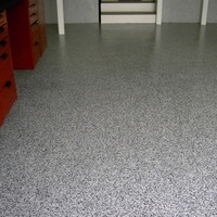 Industrial Concrete Floor Coating