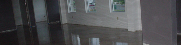 Industrial Epoxy Floors in Maryland