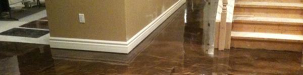Concrete Floor Overlays In Maryland