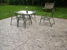 Concrete Patios, Stamped Concrete In Maryland