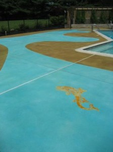 Pool Deck Installers in Maryland