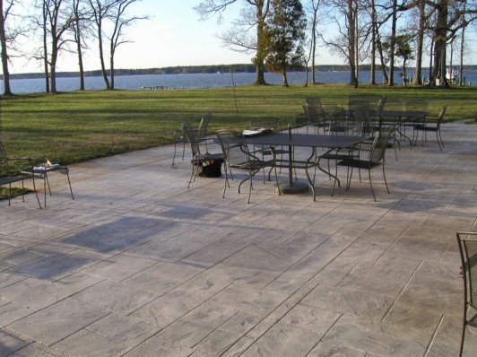 Stamped Concrete Sealers for Pool Decks, Patios and Driveways