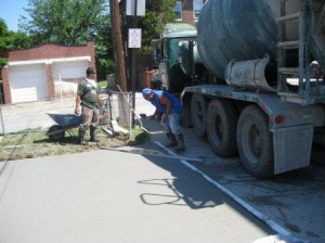 Concrete Stamping in Howard County Maryland