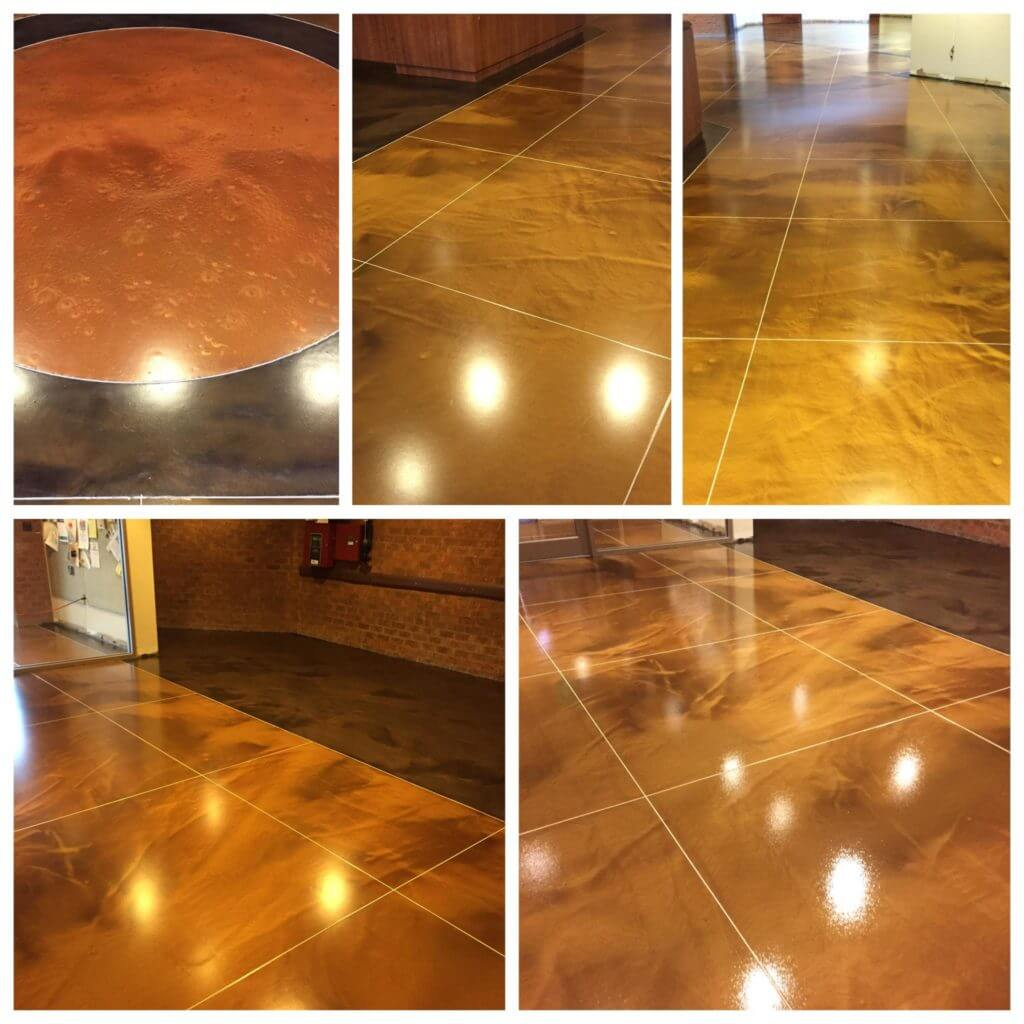 epoxy floors ellicott city, maryland