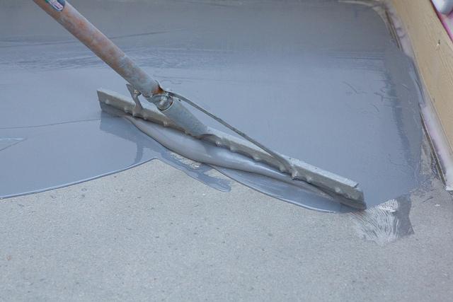 water based epoxy contractors Washington DC