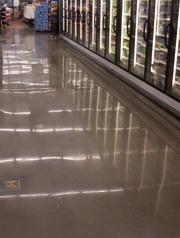 Floor wax for Concrete Polishing