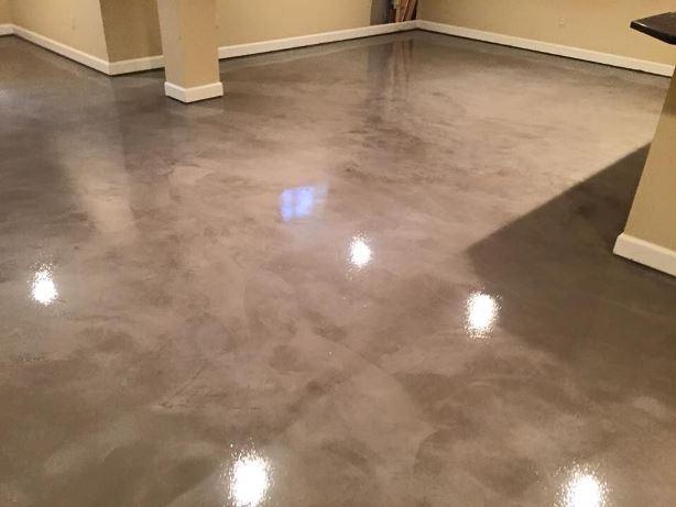 Garage Floor Epoxy Coatings And Paint