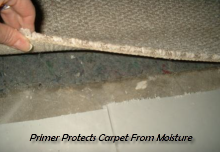 Best Concrete and Cement Floor Primer