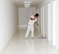 Pinks Concrete Floor Cleaner