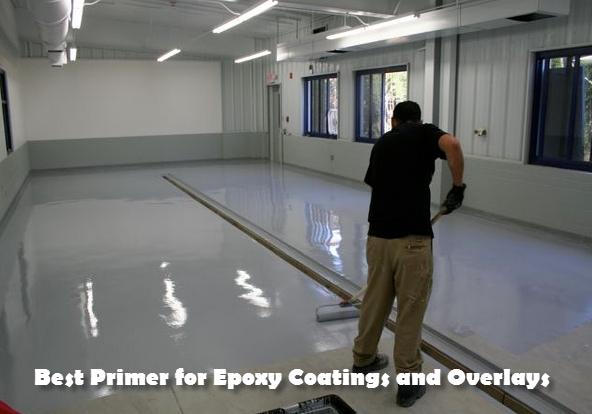 Best Primer For Concrete Surface Prep