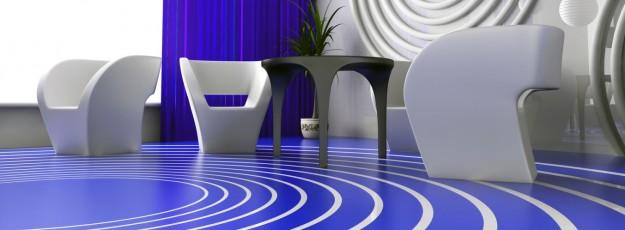 Restore Shine To Decorative Concrete Floors