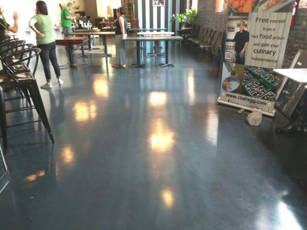 Polished Concrete Floors Ellicott City Md