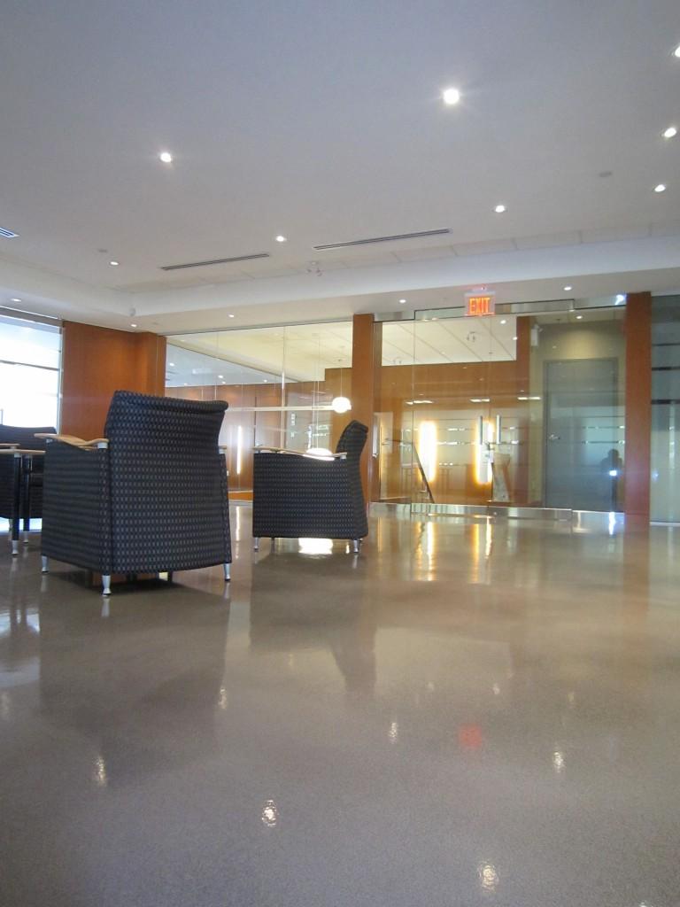 Decorative Concrete Floor Polish NYC