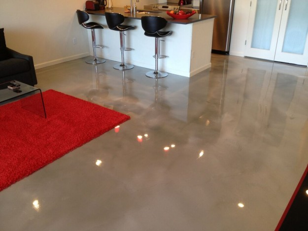 Metallic Epoxy For Offices Maryland