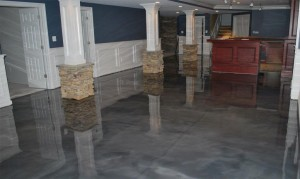 Washington DC Epoxy Floor
