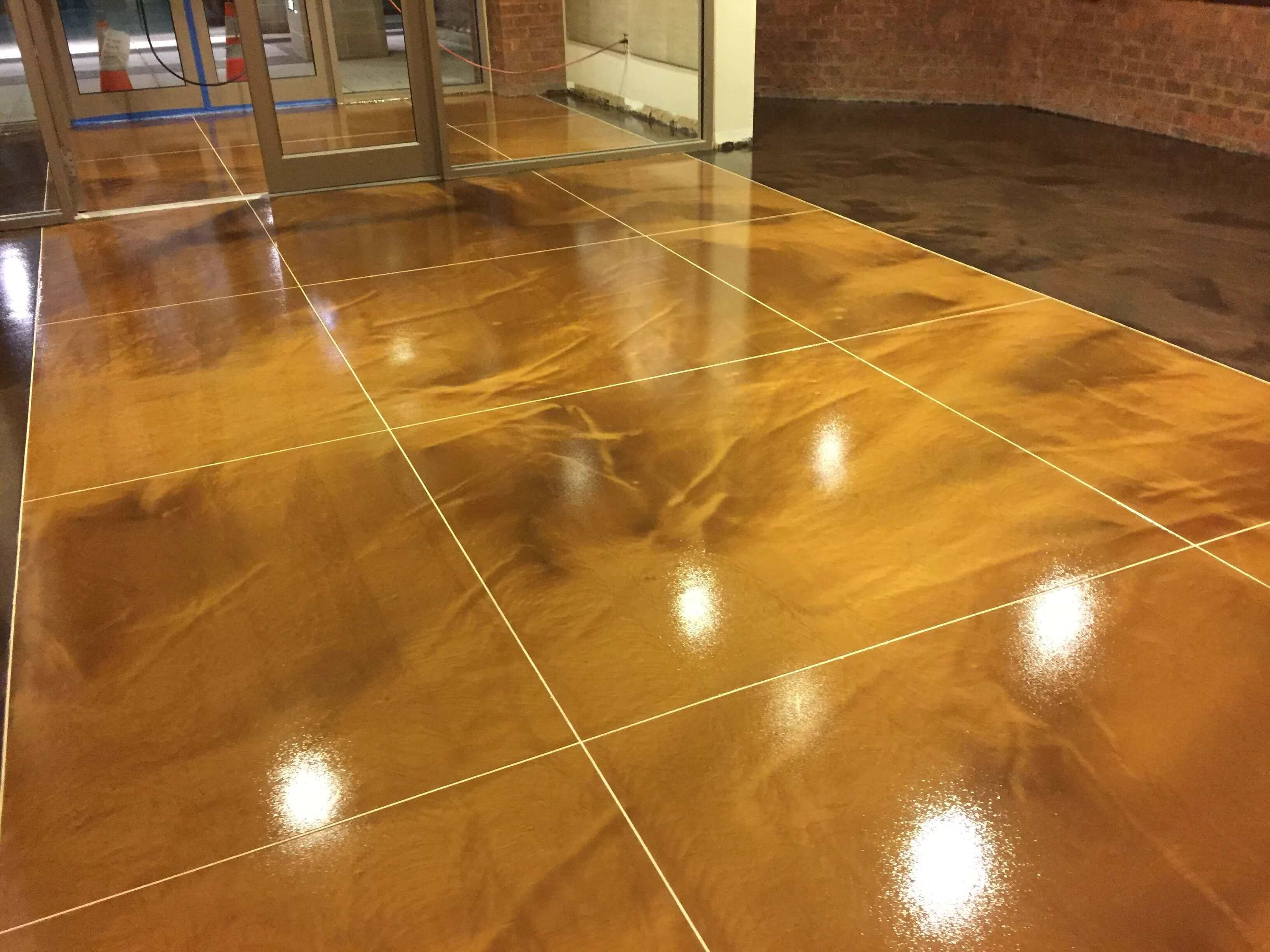 Maryland Concrete Design | Epoxy Floor Coatings